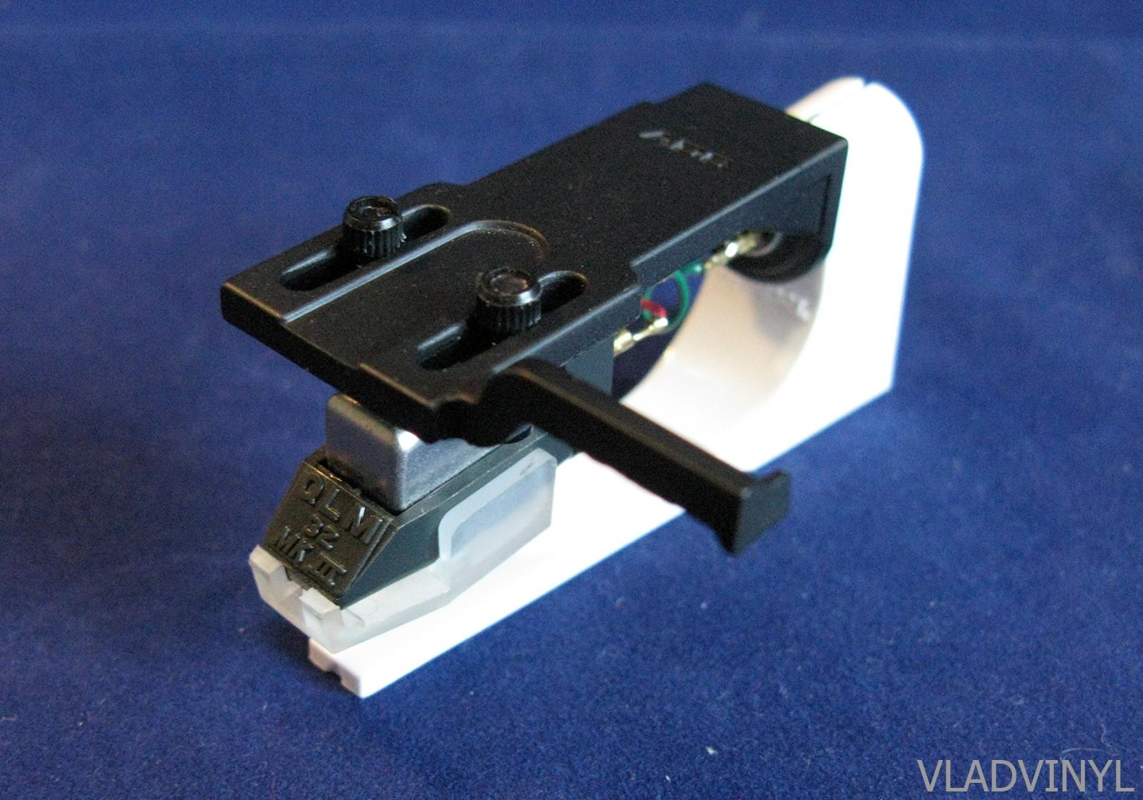 ADC QLM-32 MK3, игла ADC RSQ-32, шелл ADC LMG-1