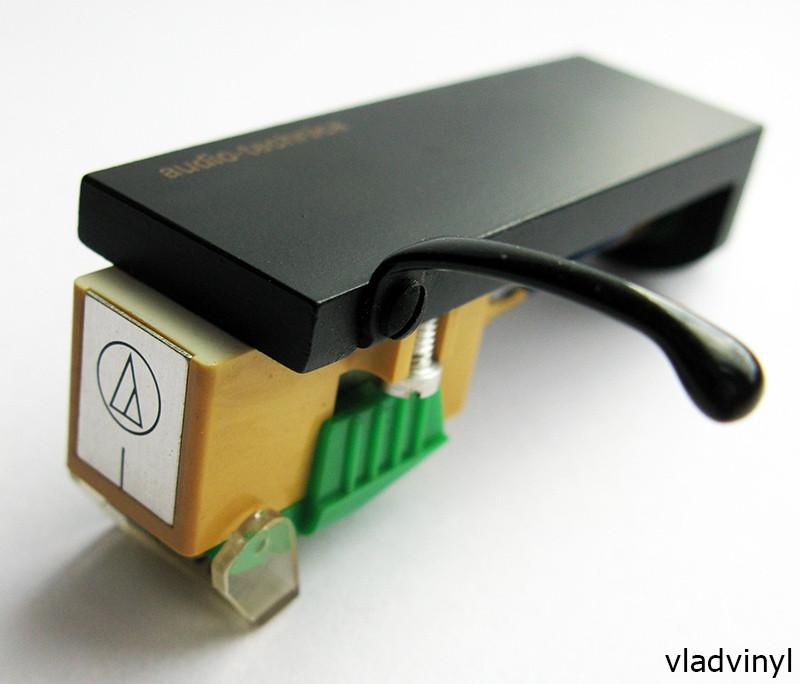 Головка звукоснимателя Audio-Technica AT-10 VM Dual Magnet (б/у), шелл AT-MG10 (б/у), игла AT-10G