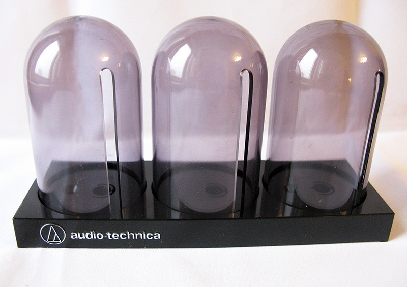 Audio-Technica Tri-Capsule AT-6003 Cartridge Case