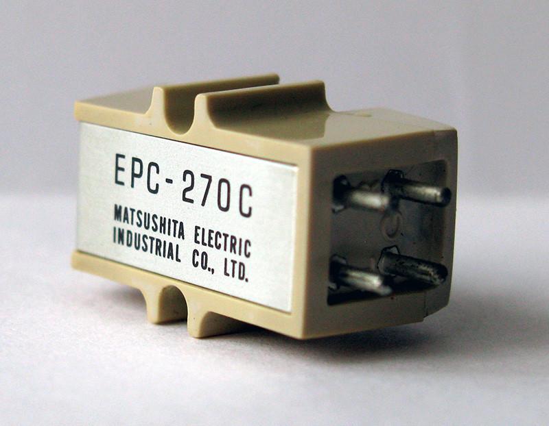 Головка звукоснимателя Technics EPC-270C (б/у)