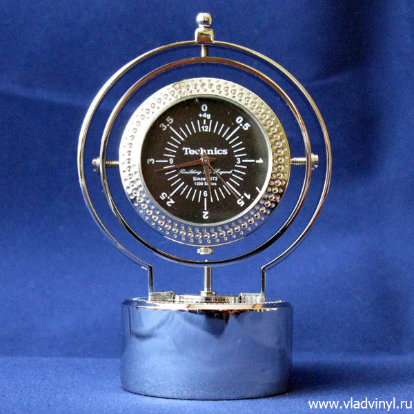 Technics SL-1200 Anniversary Spin Clock
