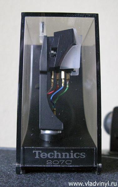 Головка звукоснимателя Technics 207C