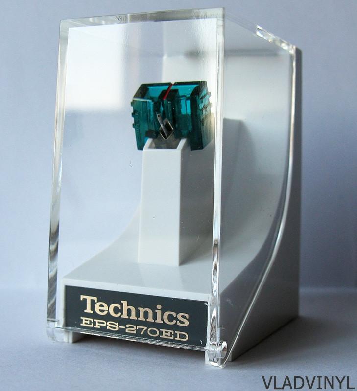 Сменная игла Technics EPS-270ED (Original, NOS)