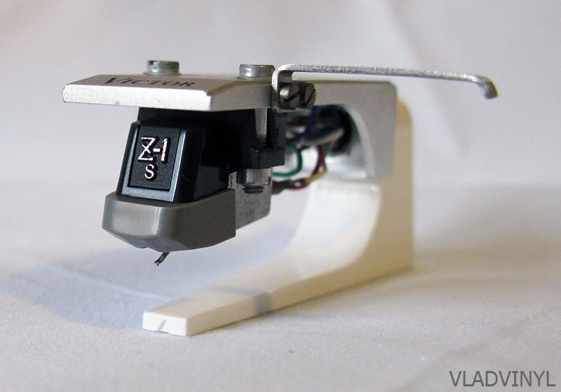 Головка звукоснимателя Victor Z-1S (б/у), шелл Victor PH-6