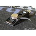 Держатель картриджа Technics для SL-12xx с грузиком 4 грамма (чёрный, новый, без упаковки)