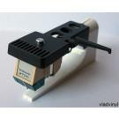 Головка звукоснимателя Technics EPC-270C (б/у), шелл Technics SH-98 (б/у), совместимая игла EPS-53 (NOS)